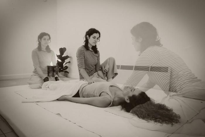 ivana lovrić shiatsu masaža trudnice i mame