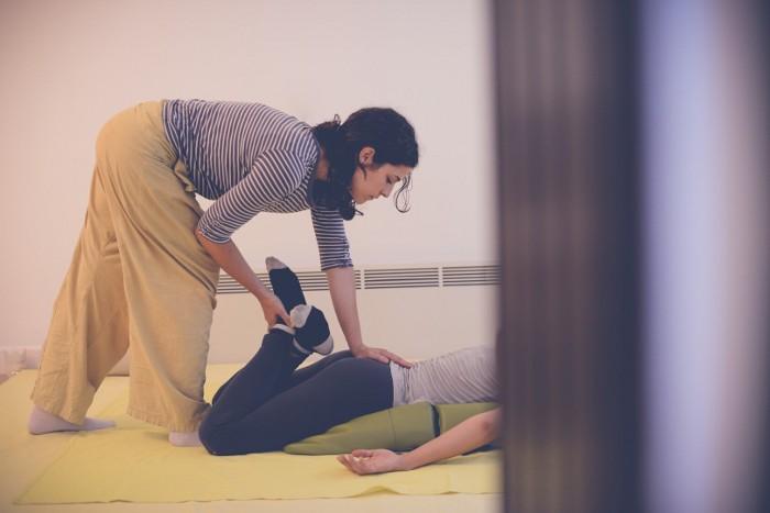 ivana lovrić shiatsu masaža trudnoća trudnice mama bol sakrum