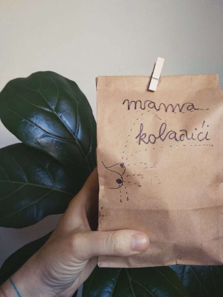 ivana lovrić shiatsu masaža trudnoća trudnice mama laktacijski kolačići